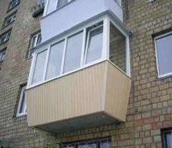 остекление балконов в Владимире