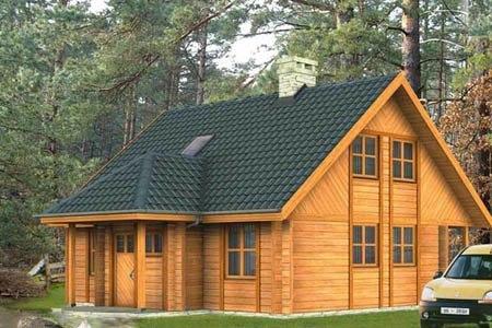 дома на основе деревянного каркаса г.Владимир