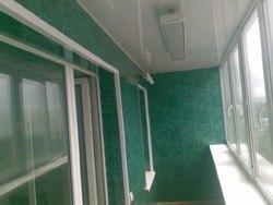 козырьки на балкон в Владимире