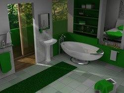 Ремонт ванной комнаты в Владимире